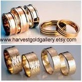 handmade wedding bands from Maine