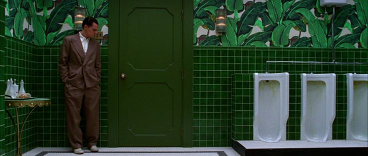 BananasBanana Leaf Wallpaper Bathroom