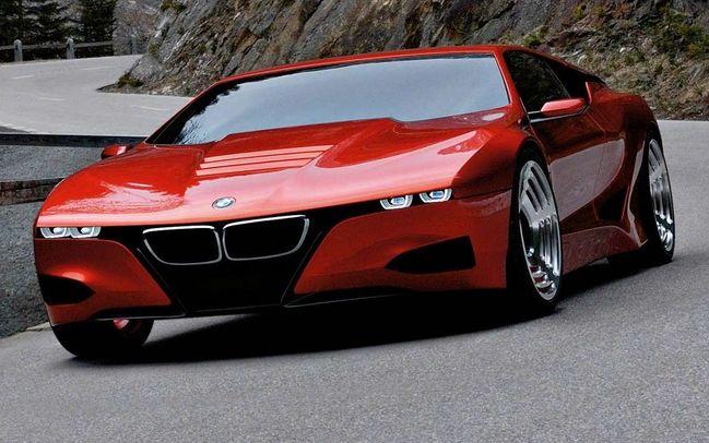 2016 BMW M8 | BMWs of the Future | Pinterest