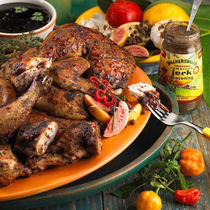 Jamaican Jerk Chicken! | Dinner | Pinterest
