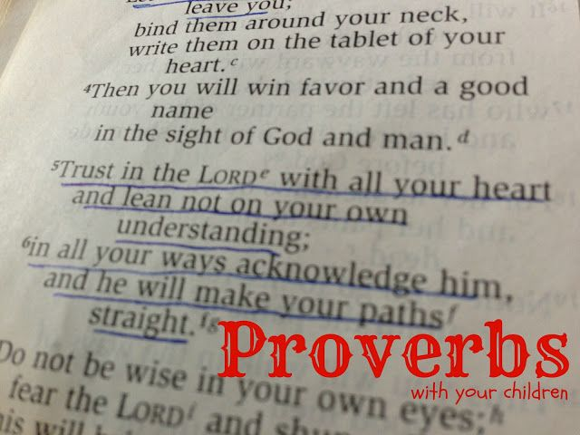 proverbs commentary in easy english