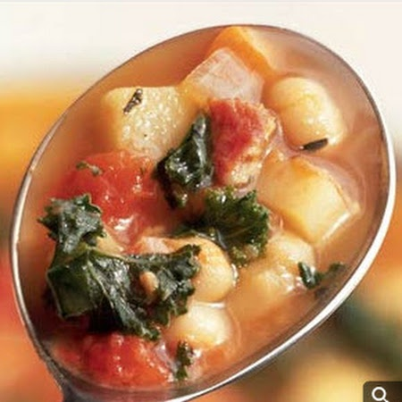 Winter Vegetable Soup | Outdoor Cooking | Pinterest