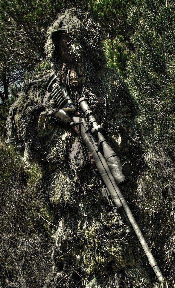 snipersNavy Seals Sniper Camo