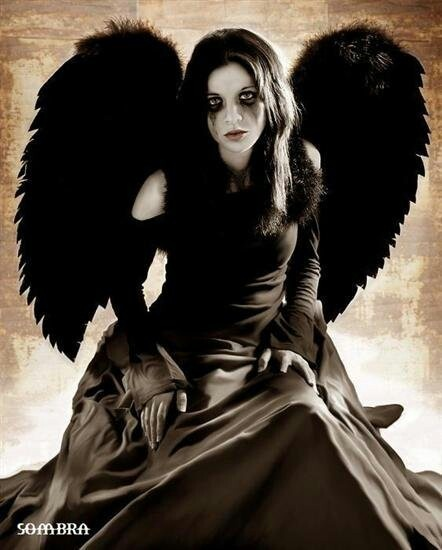 Fallen angel gothic and eerie pinterest - Gothic fallen angel pictures ...