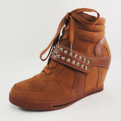 www.cityblis.com/4421/item/8477 | Udale Wedge Sneaker - $50 by Bucco
