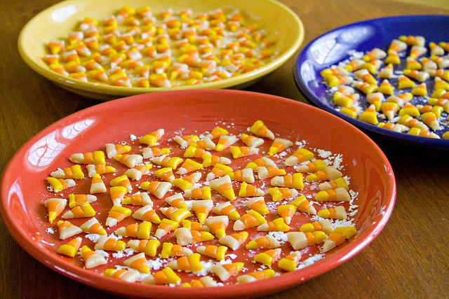 Homemade Candy Corn :) from Sugarcrafter | Baking | Pinterest