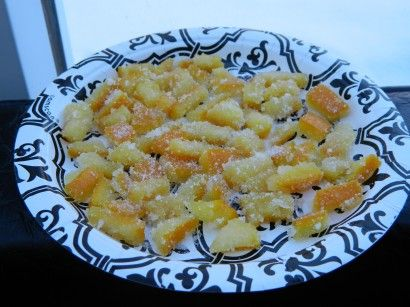 Sweet Candied Orange and Lemon Peel | Tasty Kitchen: A Happy Recipe ...