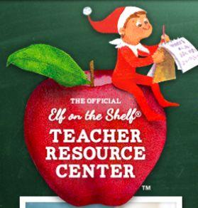 Free Elf On The Shelf Classroom Kit For Teachers K - 5
