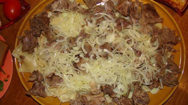 кыргызская кухня рецепты с фото