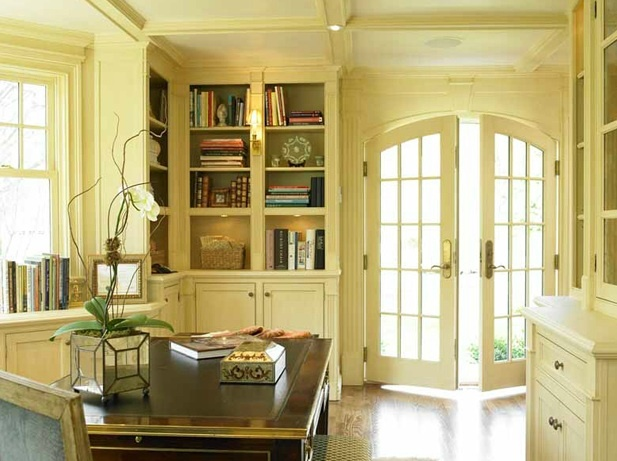 Beautiful french doors to office dreamy interior design pinterest - Interior french doors for office ...