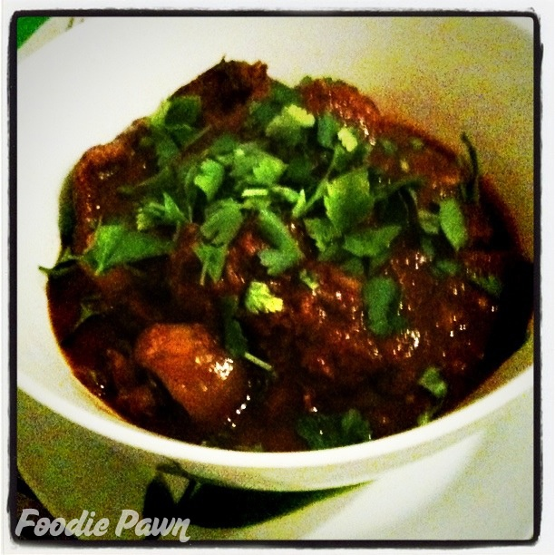 Epic Slow Cooked Moroccan Lamb and Eggplant Stew : http://foodiepawn ...