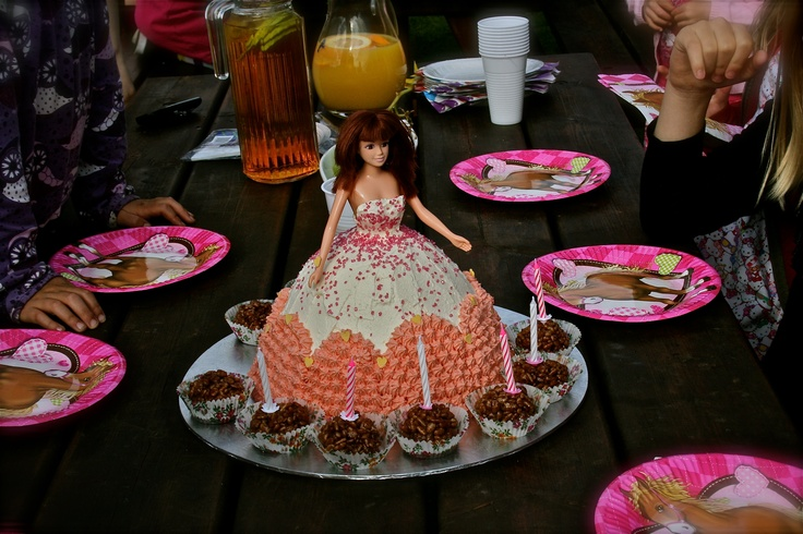 Birthday Themes For 6 Year Girl Image Inspiration of Cake and