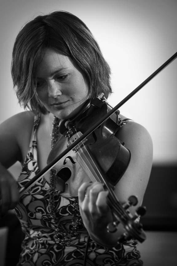 Sara Watkins, 1/3 of Nickel Creek...super awesome solo too!