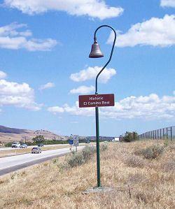 How El Camino Real, California s Royal Roa Was Invented KCET