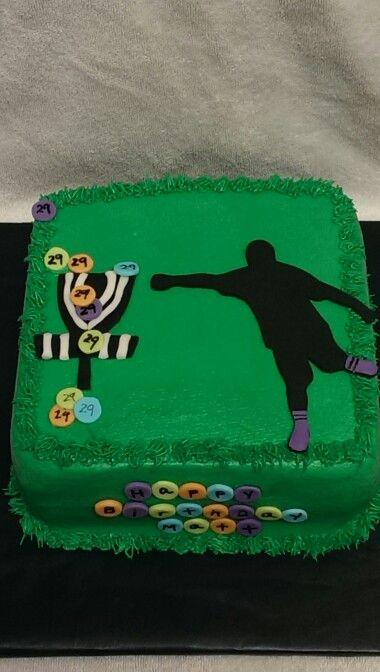 disc golf birthday cakes