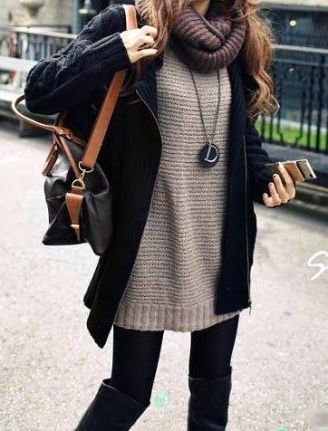 long stylish sweaters