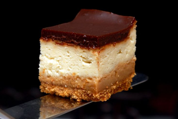 Dulce De Leche Cheesecake Bars | Foodie Porn - Cakes, Pies & Such | P ...
