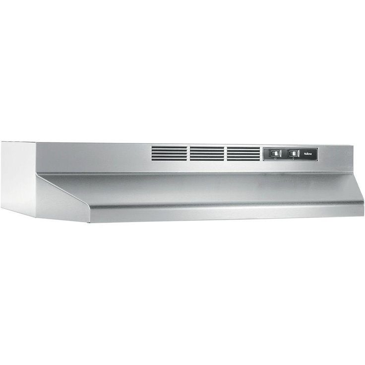 Home Depot Kitchen Exhaust Hoods ~ Rl in non vented range hood stainless steel