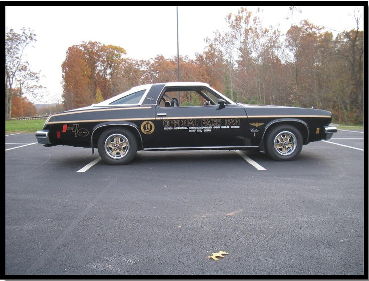 1974 hurst olds pace car pace cars pinterest. Black Bedroom Furniture Sets. Home Design Ideas