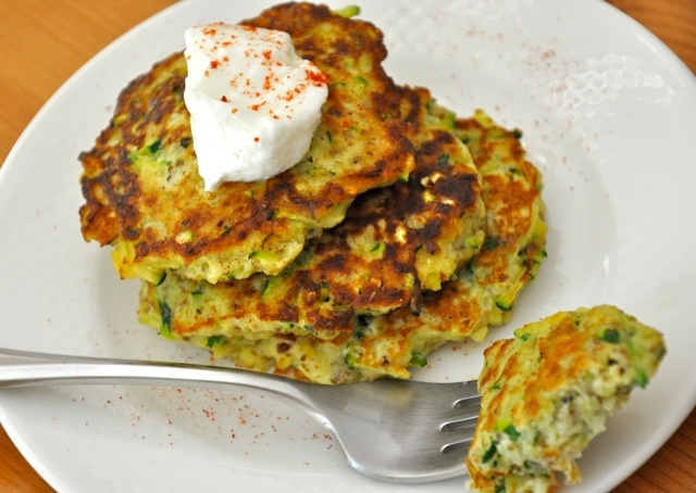 Healthy-Zucchini-Cakes-Recipe | FOOD - GENERAL | Pinterest
