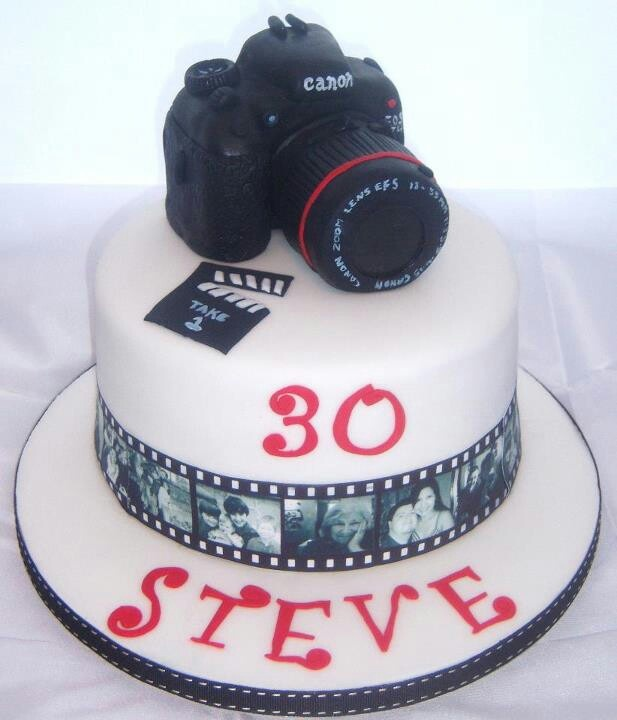 Camera Images For Cake : Canon camera cake Cake (Camera) Examples Pinterest
