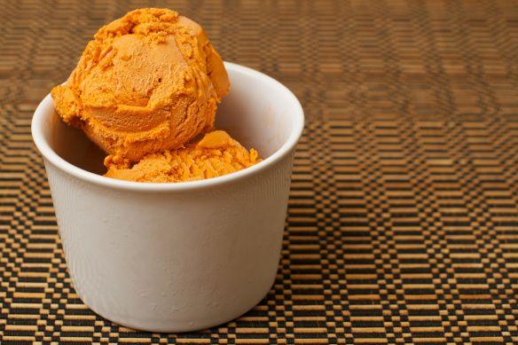 Thai Tea Ice Cream | The Missing Lokness | Pinterest