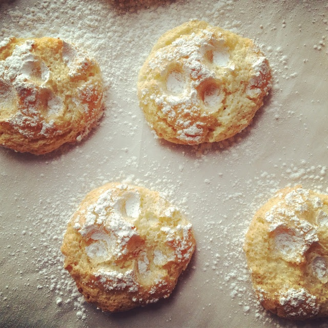 Vanilla Almond Orange Cloud Cookies   Cookies, Bars and Treats   Pint ...