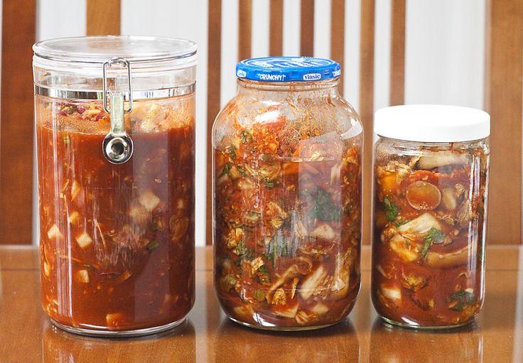 kimchi | f e r m e n t | Pinterest
