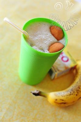 Banana Pudding Milkshake   good stuff   Pinterest
