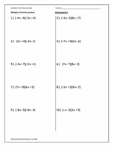 naming polynomials worksheet worksheets kristawiltbank free printable worksheets and activities. Black Bedroom Furniture Sets. Home Design Ideas