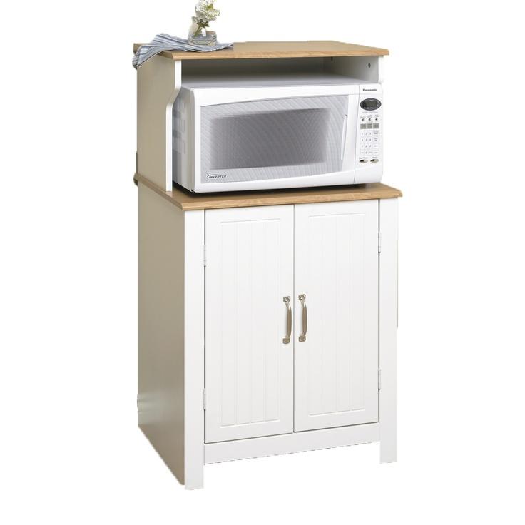 Microwave Cart Future Kitchen Pinterest