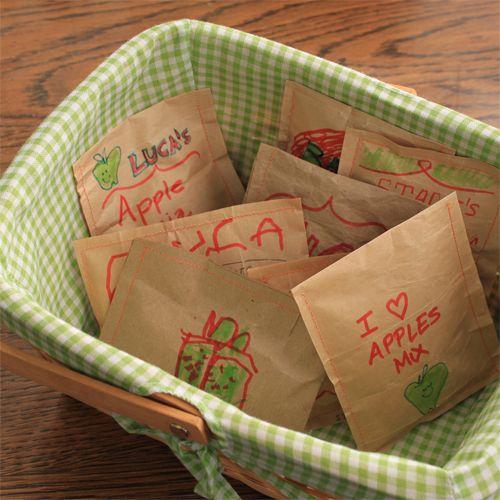 DIY Instant oatmeal: a fun project w/ kids, a yummy quick breakfast ...