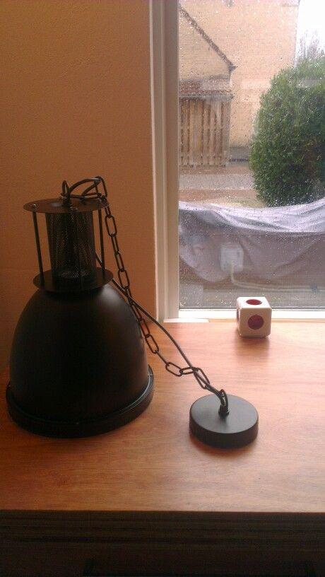 Lamp Charlie en stopcontact  Keuken thuis  Pinterest
