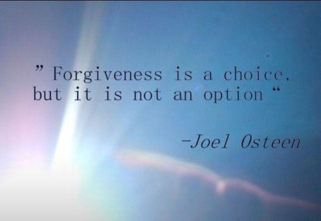 Forgiveness Joel Osteen (inspirational Quotes) Pinterest