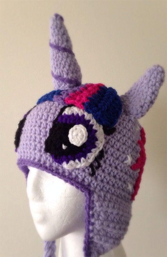 Free Crochet Pattern For My Little Pony Hat Pakbit For