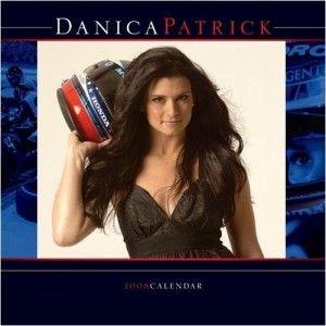 Danica Patrick Body Paint   Danica Patrick 2008 Calender, Makeup ...
