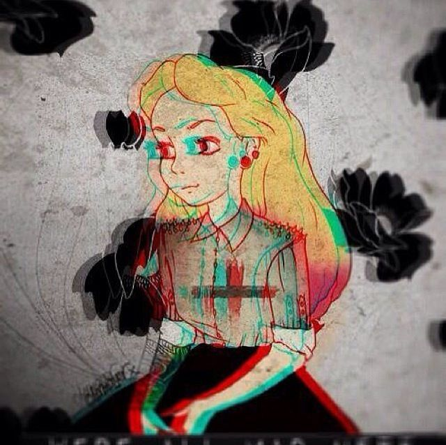 Tumblr alice in wonderland trippy