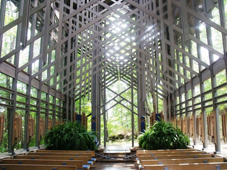 Thorncrown chapel by e fay jones architecture pinterest for E fay jones architecture