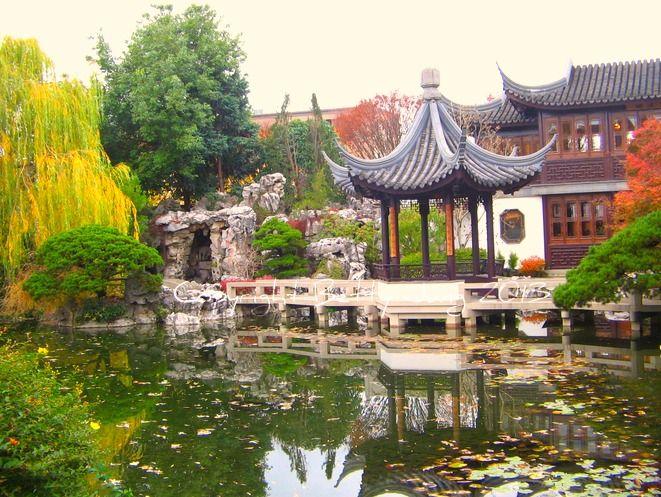 Lan Su Chinese Portland Garden California Portland 2014 Pintere