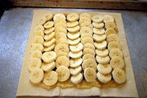 Almond-Banana-Galette-Raw-4 | Baking: Galette | Pinterest