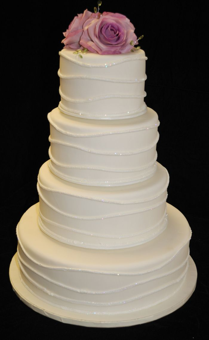 The Wedding Collection | Buttercream Cakes & Desserts | Pinterest