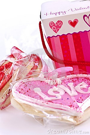valentine gifts cookies