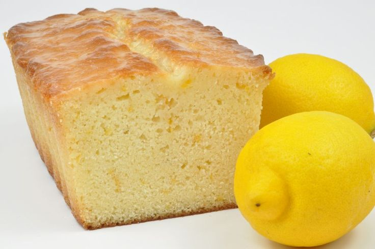 Lemon Bread - This lemony, moist loaf's flavor is intensified with ...
