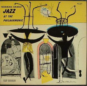 Norman Granz Jazz at the Philharmonic Vol. 16 (Clef MG-VOL.16).