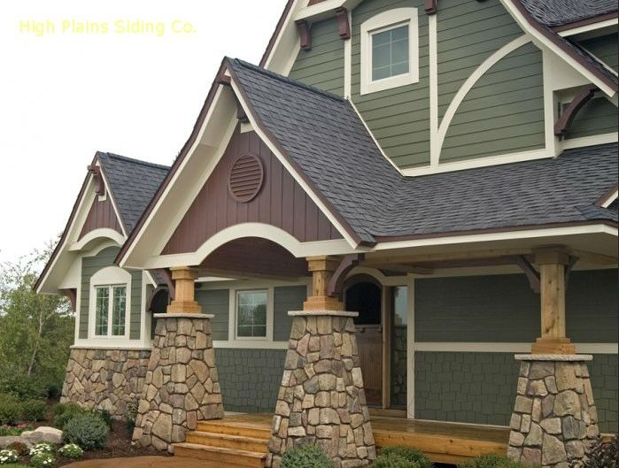 Siding Color Outdoor Spaces And Ideas Pinterest