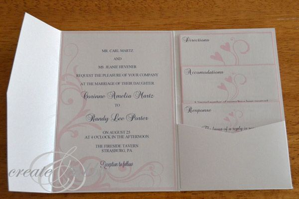 beautiful wedding invitations you can make yourself With wedding invitations to write yourself
