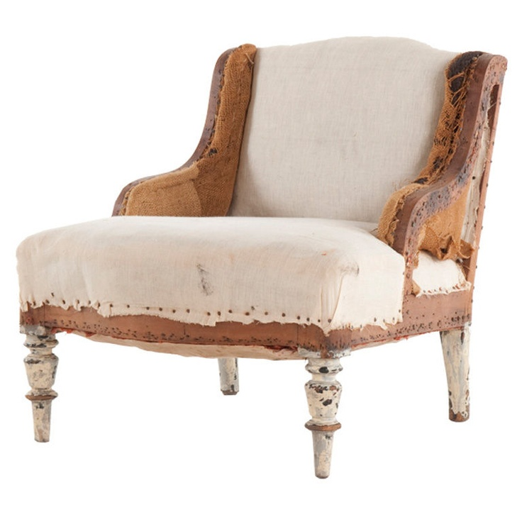 Antique slipper chair my obsession for chairs amp a few random foot r