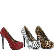 Pump | Bettie Page Shoes | Pinup Shoes | The Atomic Boutique.com