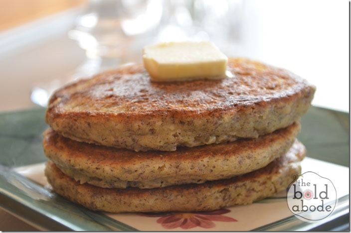 Gluten Free Pancakes: These pancakes are made with 3 different gluten ...