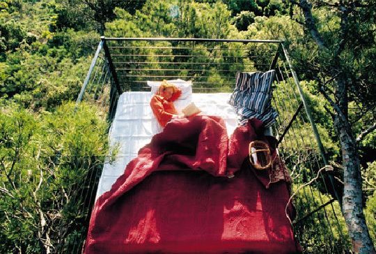 Tree House Reading Nook! Love to have this